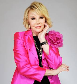 """""""I hate housework. You make the beds, you do the dishes, and six months later, you have to start all over again."""" JOAN RIVERS, COMEDIAN"""