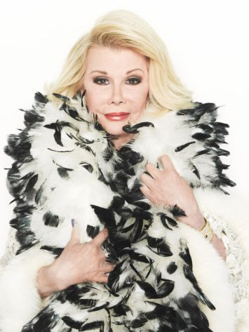 """""""The first time I see a jogger smiling, I'll consider it."""" JOAN RIVERS, COMEDIAN"""
