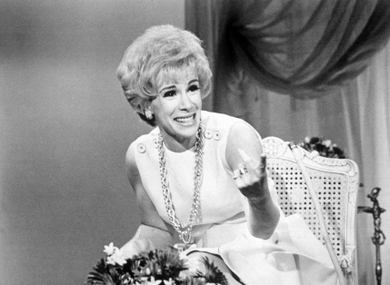 """I don't exercise. If God had wanted me to bend over, he would have put diamonds on the floor."" JOAN RIVERS, COMEDIAN"