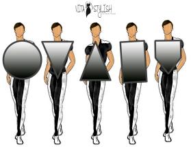 Tipos de cuerpo hombre
