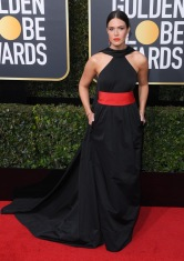 Mandatory Credit: Photo by David Fisher/REX/Shutterstock (9307691cz) Mandy Moore 75th Annual Golden Globe Awards, Arrivals, Los Angeles, USA - 07 Jan 2018